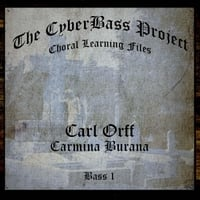 The Cyberbass Project | Carl Orff: Carmina Burana (Bass 1)
