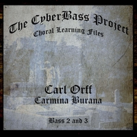 The Cyberbass Project | Carl Orff: Carmina Burana (Bass 2 & 3)