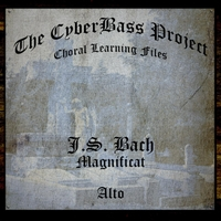 The Cyberbass Project | Bach: Magnificat in D Major (Alto)