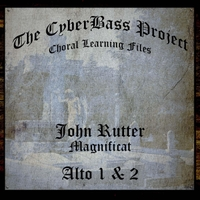 The Cyberbass Project | John Rutter: Magnificat (Alto 1 & 2)