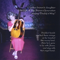 Theda Brown Polly | Theda & the Brown Generation Sings Daddy's Way