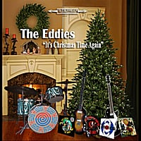The Eddies | It's Christmas Time Again