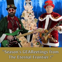 The Eternal Frontier | Season's GEAReetings from The Eternal Frontier (Steampunk Christmas Music)