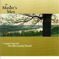 The Master's Men | Songs from the Old Country Church | CD Baby Music