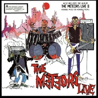 The Meteors | Live/Live, Vol. 2