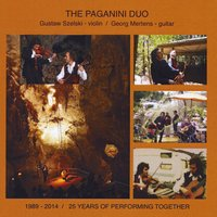 The Paganini Duo | 25 Years of Performing Together (1989 - 2014)