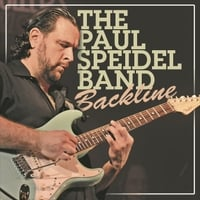 The Paul Speidel Band: Guitar Bass Drums