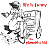 The Pianobike Kid: Life is Funny