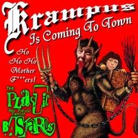 The Plastic Bastards | Krampus Is Coming to Town