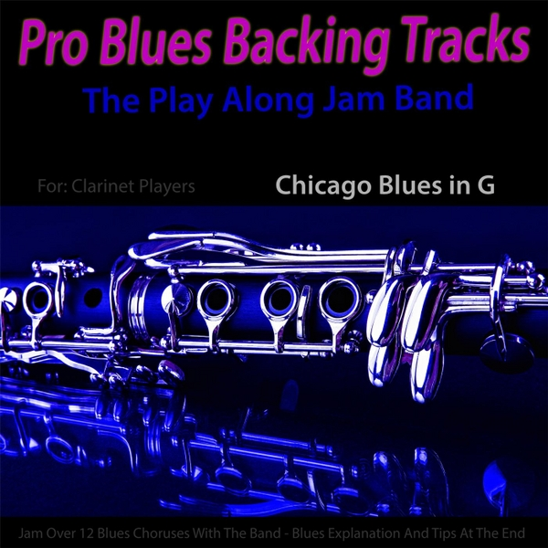 The Play Along Jam Band | Pro Blues Backing Tracks (Chicago