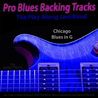 The Play Along Jam Band | Pro Blues Backing Tracks (Chicago