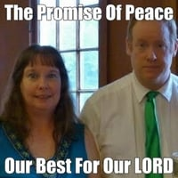 The Promise of Peace | Our Best for Our Lord