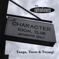 The Retroliners | Character Club