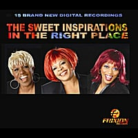 The Sweet Inspirations | In the Right Place