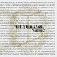 The T.D. Dubois Band: Anthemic