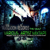 Various Artists | The Vault (Boston Top Reggae Artists) | CD Baby