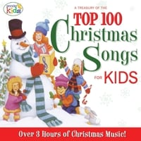 Top Christmas Songs.The Wonder Kids A Treasury Of The Top 100 Christmas Songs
