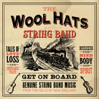 The Wool Hats String Band | Get on Board