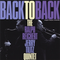 Jerry Tilitz / Ralph Reichert | Back To Back