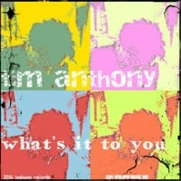 Tim Anthony | What's It to You