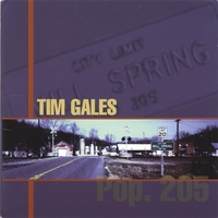 Tim Gales | Pop. 205