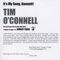 Tim O'Connell | It's My Song, Dammit!