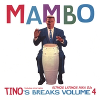 Tino | Tino's Breaks Volume 4 - Mambo (Vinyl LP)