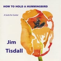Jim Tisdall | How To Hold A Hummingbird (A Suite For Guitar)
