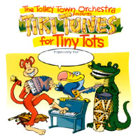 The Tolley Town Orchestra | Tiki Tunes For Tiny Tots
