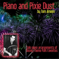 Tom Ameen | Piano and Pixie Dust