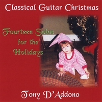 Tony D'addono | Classical Guitar Christmas