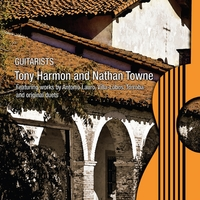 Tony Harmon & Nathan Towne | Guitarists Tony Harmon and Nathan Towne