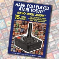 Tony Longworth | Have You Played Atari Today?