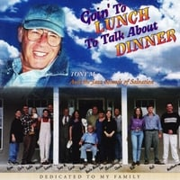 Tony M and the Jazz Sounds of Salvation | Goin' to Lunch to Talk About Dinner