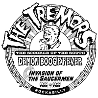 The Tremors | Invasion of the Saucermen/Demon Boogie Fever(Digital Version)