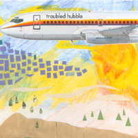 Cubierta del álbum de Broken Airplanes