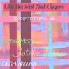 Jolinko Tsongo: Like The Mist That Lingers - Sketches 3 (Latin Mist)