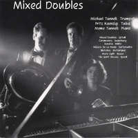 Michael Tunnell and Fritz Kaenzig | Mixed Doubles