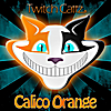 Twitch Cattz: Calico Orange