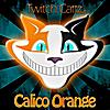 Twitch Cattz: Calico Orange
