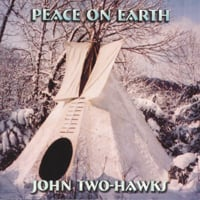 john two hawks peace on earth native american christmas enchantment