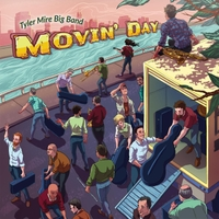 Tyler Mire Big Band | Movin' Day
