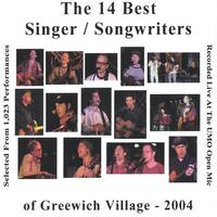 UMO Music | The 14 Best Singer / Songwriters of Greenwich Village - Vol II (2004)