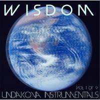 """Undakova: """"Wisdom"""" Undakova Instrumentals Vol 1 of 9"""