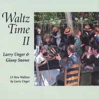 Larry Unger and Ginny Snowe | Waltz Time II