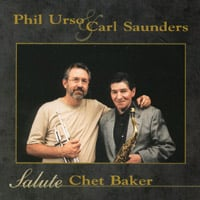 "Featured recording ""Phil Urso and Carl Saunders"""