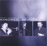Bill Watrous, Pete Christlieb & the Gary Urwin Jazz Orchestra | Kindred Spirits