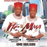 Umu Obiligbo   Ife Di Mma   CD Baby Music Store