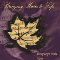 Valery Lloyd-Watts | Bringing Music to Life