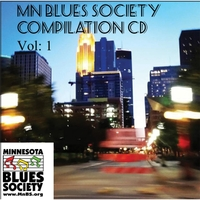 Various | Mn Blues Society Compilation Vol: 1
